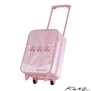 Tasche pink Satin Trolley Bag