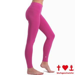 Leggings - Logo, enges Bein