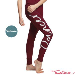 Leggings - Print weiß DANCER