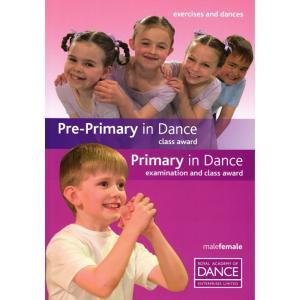 Lehrplan Pre Primary & Primary in Dance