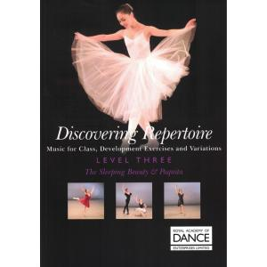 Noten - Dicovering Repertoire Level 3